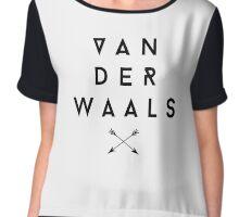 Hipster Van Der Waals Chiffon Top