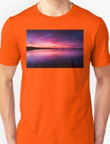 He is like the light of morning at sunrise Unisex T-Shirt
