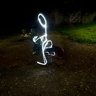 Light photography by Sarah Horsman