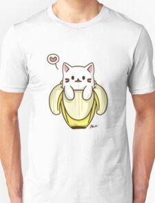 Bananya Cat Unisex T-Shirt