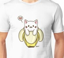 Bananya Cat Unisex T-Shirt