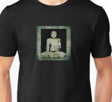 Green Tranquil Buddha Unisex T-Shirt