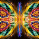 fractal butterfly by LoreLeft27