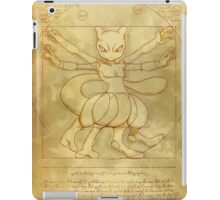 Vitruvian Monster iPad Case/Skin
