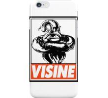 Shuma-Gorath Visine Obey Design iPhone Case/Skin