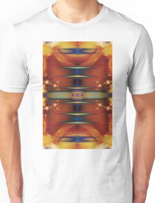 Compressed Frequency Unisex T-Shirt