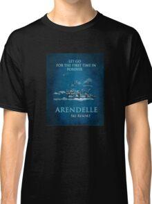 Arendelle Ski Resort Classic T-Shirt