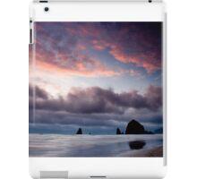 Cannon Beach Sunset iPad Case/Skin