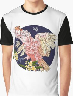 Bird Graphic T-Shirt