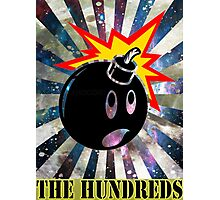 The Hundreds Photographic Print