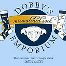 Dobby's Mismatched Sock Emporium by Stephanie Jayne Whitcomb
