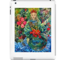Earth Mother iPad Case/Skin