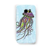 Electric Jellyfish Samsung Galaxy Case/Skin