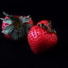 Strawberries by Barbara Morrison