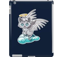 Angel Cat Chibi iPad Case/Skin
