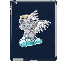 Angel Cat Chibi iPad Case/Skin