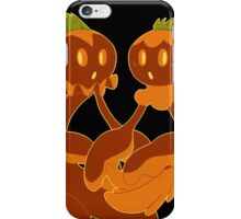 Jack O' Lantern Frillish' iPhone Case/Skin