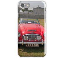 Austin Healey  Sport 1964 2912cc iPhone Case/Skin