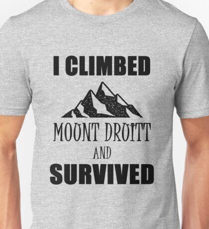 MOUNT DRUITT Unisex T-Shirt