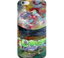 playful world iPhone Case/Skin
