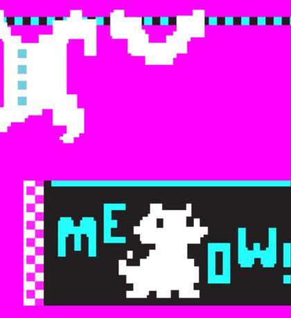 Alley Cat Sticker