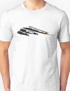 Mass Effect: Normandy SR2 T-Shirt