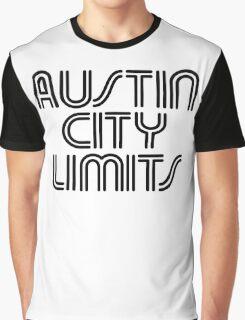 austin city limits music festival Graphic T-Shirt
