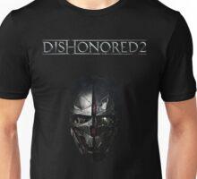 Dishonored 2 Corvo Mask Shirt Unisex T-Shirt