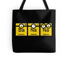 Minion Banana Periodic Table Tote Bag