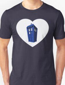 Tardis Heart T-Shirt