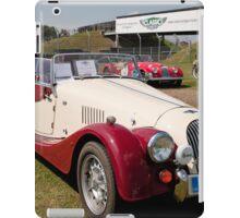 Morgan  Sport  Roadster 2006 2967cc iPad Case/Skin