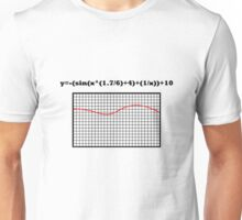 The Ackles Ass Equation Unisex T-Shirt