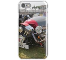 Morgan  Tricycle  2012 1983 iPhone Case/Skin