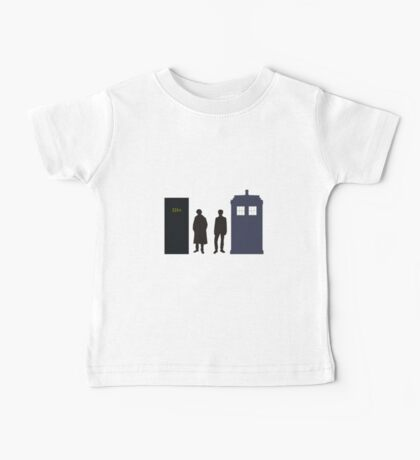 A Study In Time Baby Tee