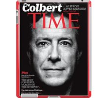 Colbert Time Cover iPad Case/Skin
