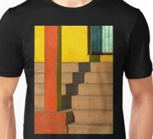 staircase shadow Unisex T-Shirt