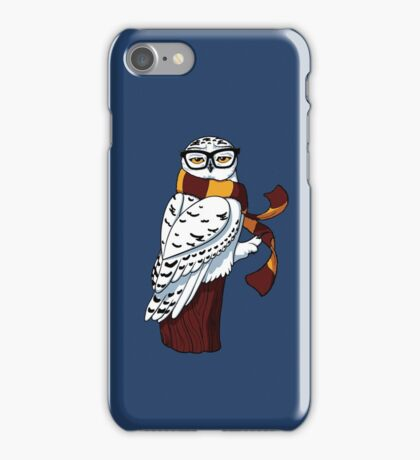 Hipster Owl iPhone Case/Skin