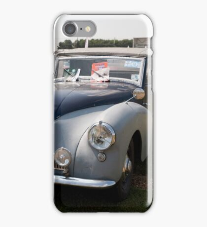 Abbott Healey D H 1952  2443cc iPhone Case/Skin