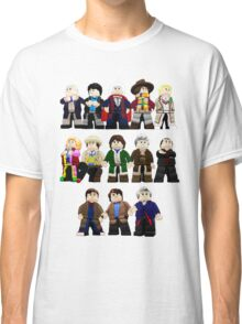 Doctor Who - Toy Doctors Classic T-Shirt