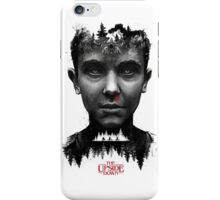 The Upside Down Tribute Painting Art iPhone Case/Skin