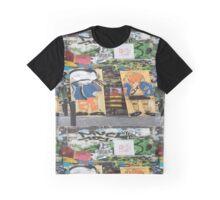 Belleville Streetart Graphic T-Shirt