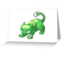 Pokemon Uranium Sugi Greeting Card