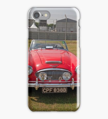 Austin Healey Sport 1964 2912cc iPhone Case/Skin