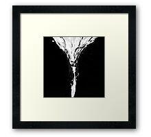 Rift Framed Print