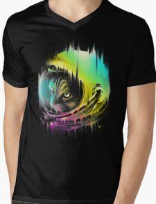 The Intergalactic Wanderer Mens V-Neck T-Shirt