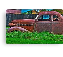 1930's Ford Roadster Canvas Print