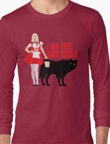I Am The Bad Wolf Long Sleeve T-Shirt
