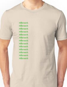 Person of Interest- Root Command T-Shirt
