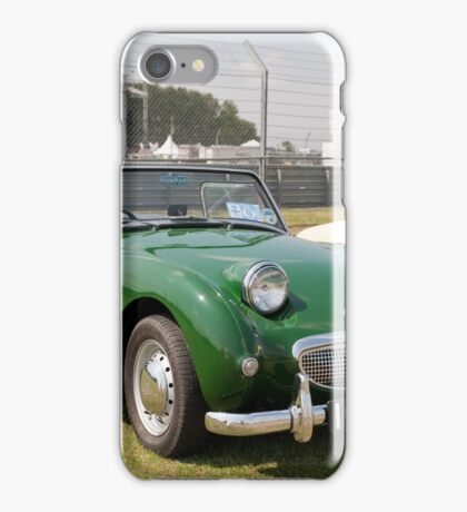 Austin Healey Sport 948cc  1960 iPhone Case/Skin