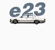 BMW e23 eighties style profile 735i  T-Shirt